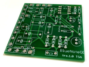BlueNoteOverdrive風基板